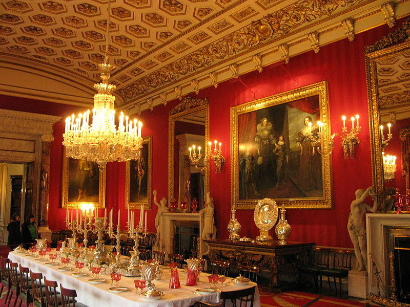 Dining Room Chatsworth