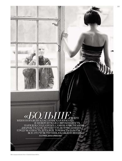 Harpers-Bazaar-Rusia-12-2011-Dior Haute Couture