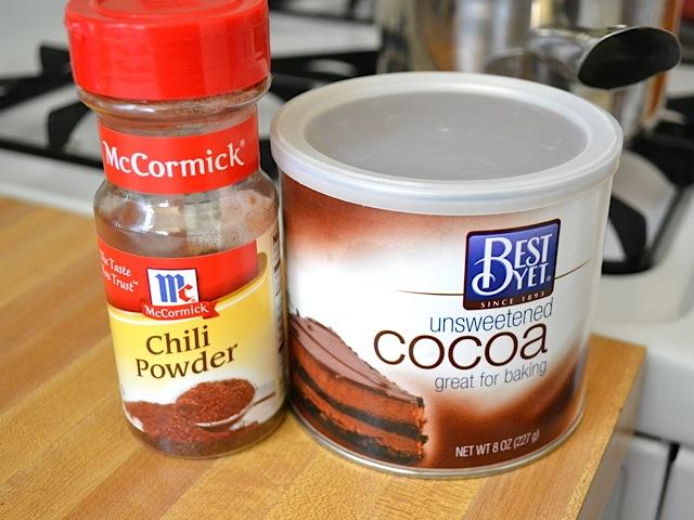 chili cococa
