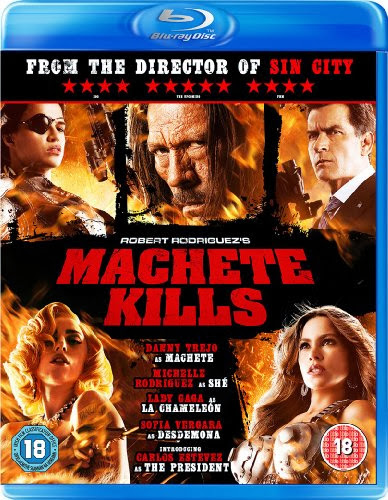 Filme Poster Machete Mata BRRip XviD & RMVB Legendado