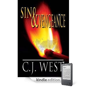 "Kindle Nation Daily Free Book Alert, Tuesday, April 19: 3 Brand New Kindle Freebies Atop Our Listing of Over 250 Free Kindle Books! plus … ""Fans of Patricia Highsmith and Scott Smith, take note:"" CJ West's thriller Sin and Vengeance (Today's Sponsor)"