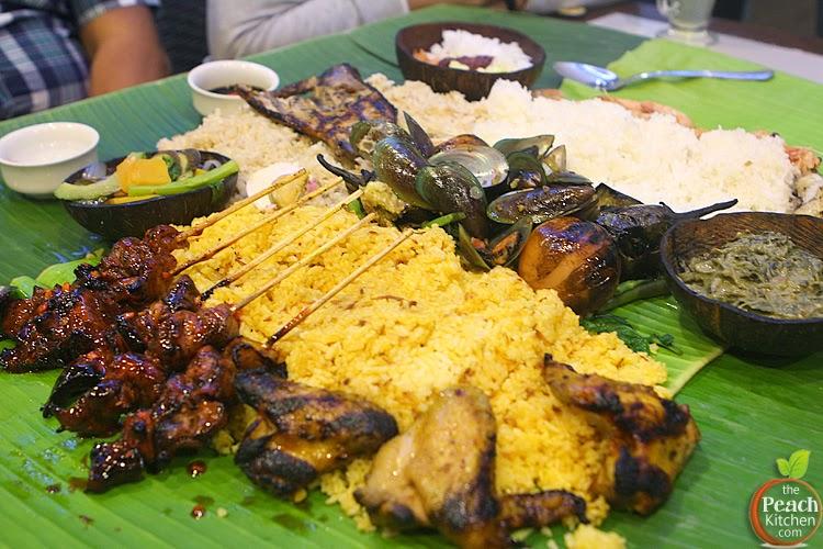 Davao Gulf Boodle Feast at Blackbeard's Seafood Island