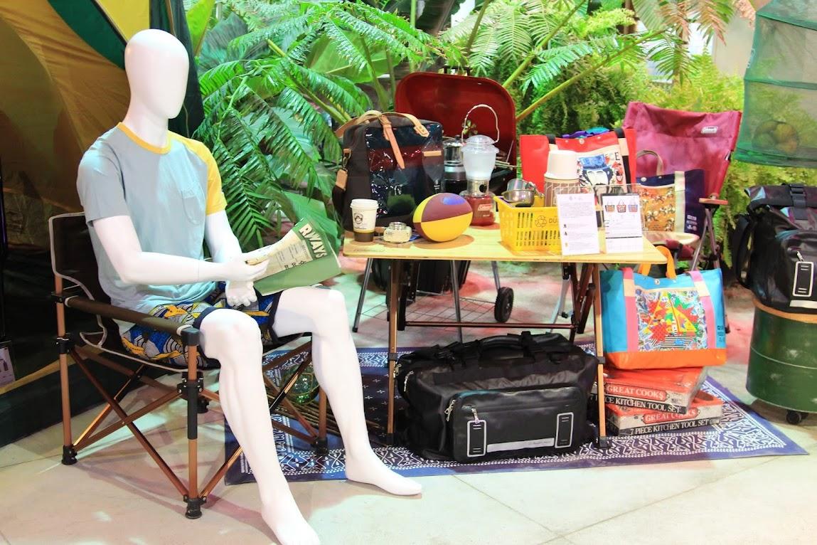 *master-piece台灣五周年暨2013SS展示販售會:堪稱台灣最大規模 ! 4