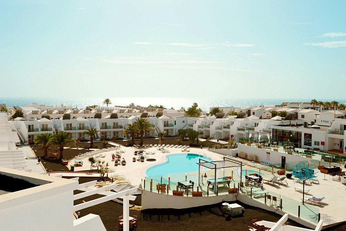 Así puedes despertarte cada día y ver la piscina con un poquito del mar de fondo ¿Nada mal, verdad? 😍