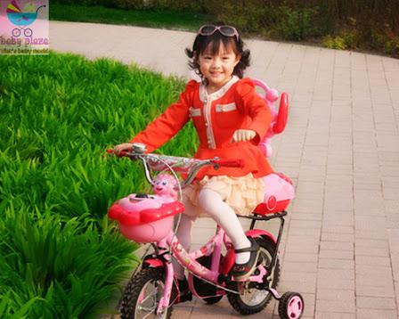 Xe đạp trẻ em thái 14 6