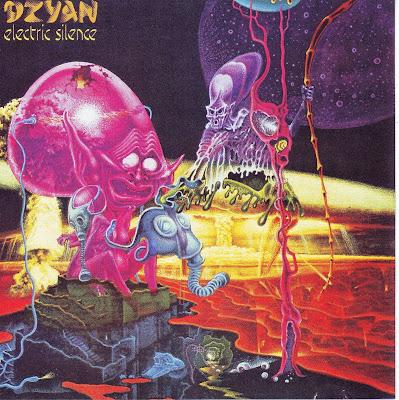 Dzyan ~ 1974 ~ Electric Silence