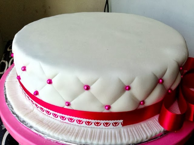 Cara Buat Fondant Cake Ideas And Designs