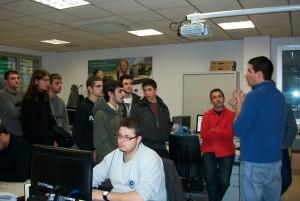 2012 Visita al CGA