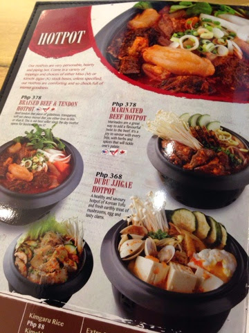 they served appetizers for free and refillable yay - Seoul Garden Menu