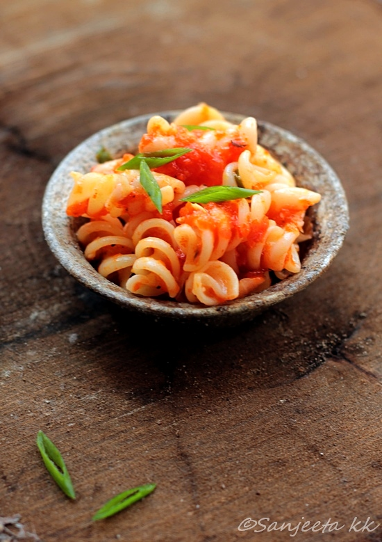 Recipes | Four Healthy Pasta Dishes