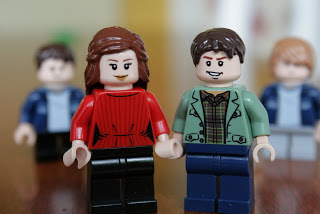 The Parenting Wars... Starring Legos
