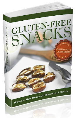 Gluten-Free Snacks - cover
