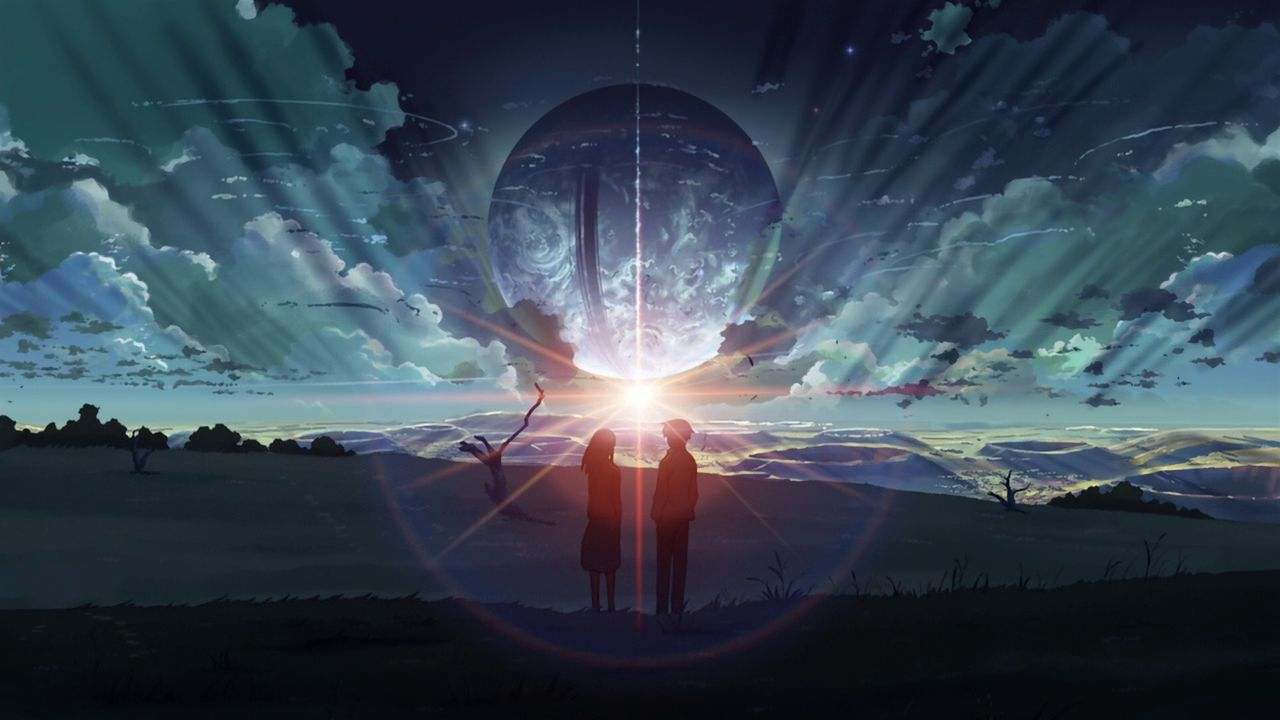 5 Centimeters Per Second Provides Examples Of