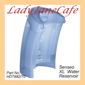new senseo xl water reservoir tank part hd7982 70 for. Black Bedroom Furniture Sets. Home Design Ideas