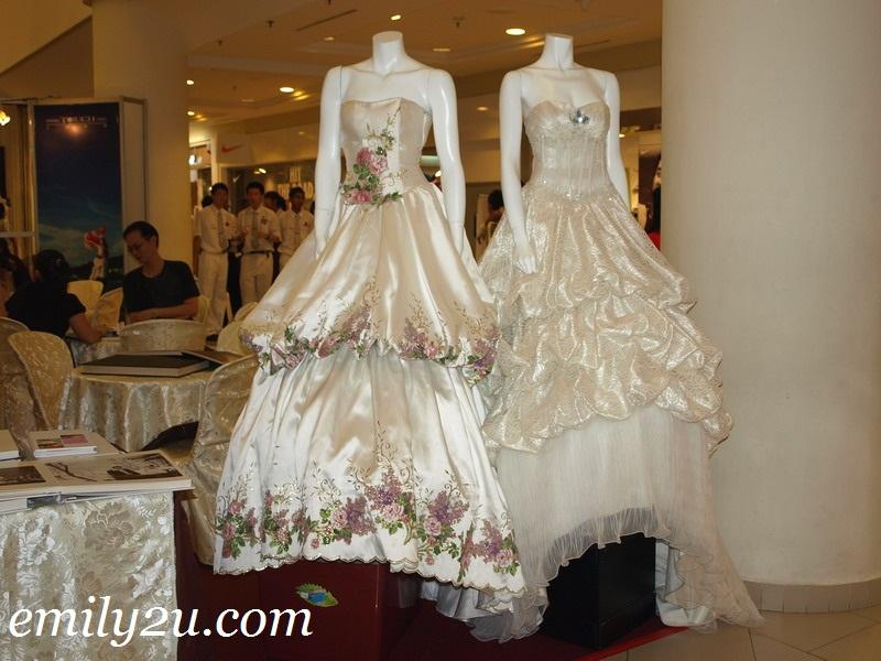 bridal wedding fair