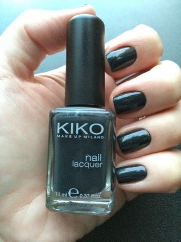 esmalte, unha, Kiko, Kiko Make Up Milano, nail lacquer