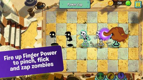 iOS Game] Plants vs. Zombies™ 2 v1.0