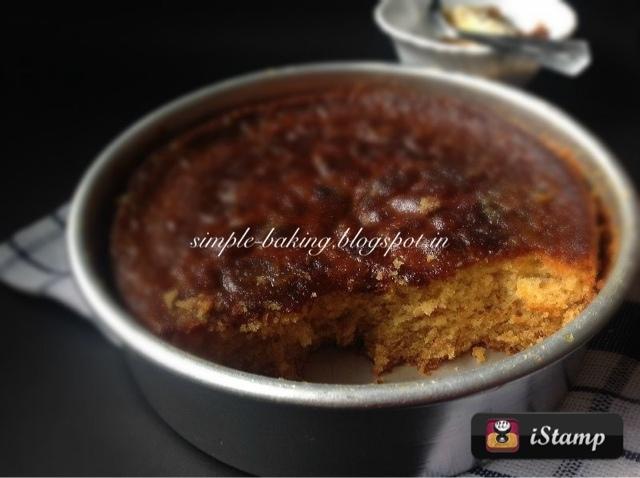 nigella's marmalade pudding cake
