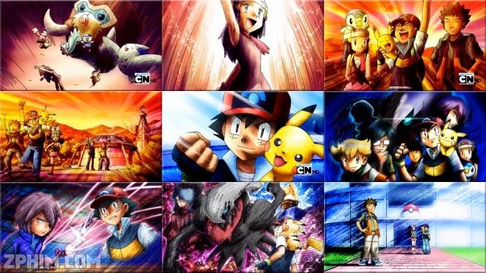 Ảnh trong phim Bảo Bối Thần Kỳ 13 - Pokemon Season 13 7