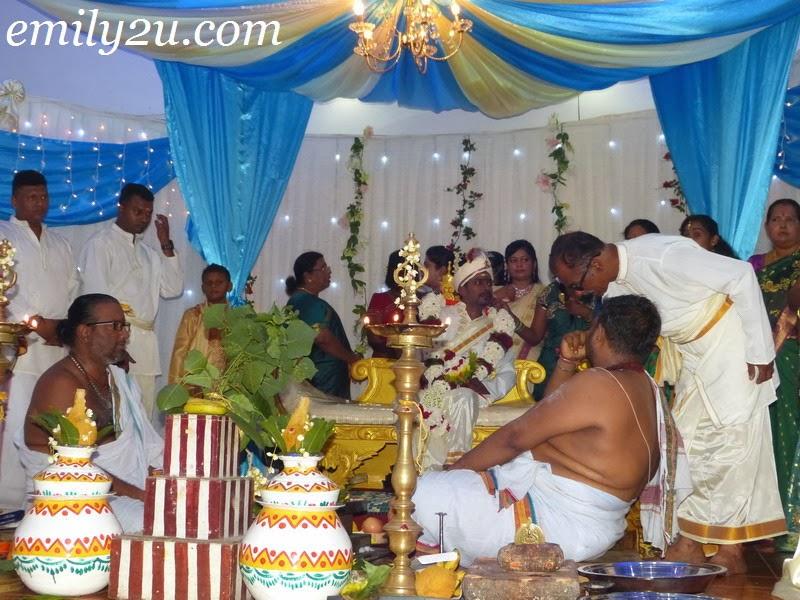 traditional Hindu wedding