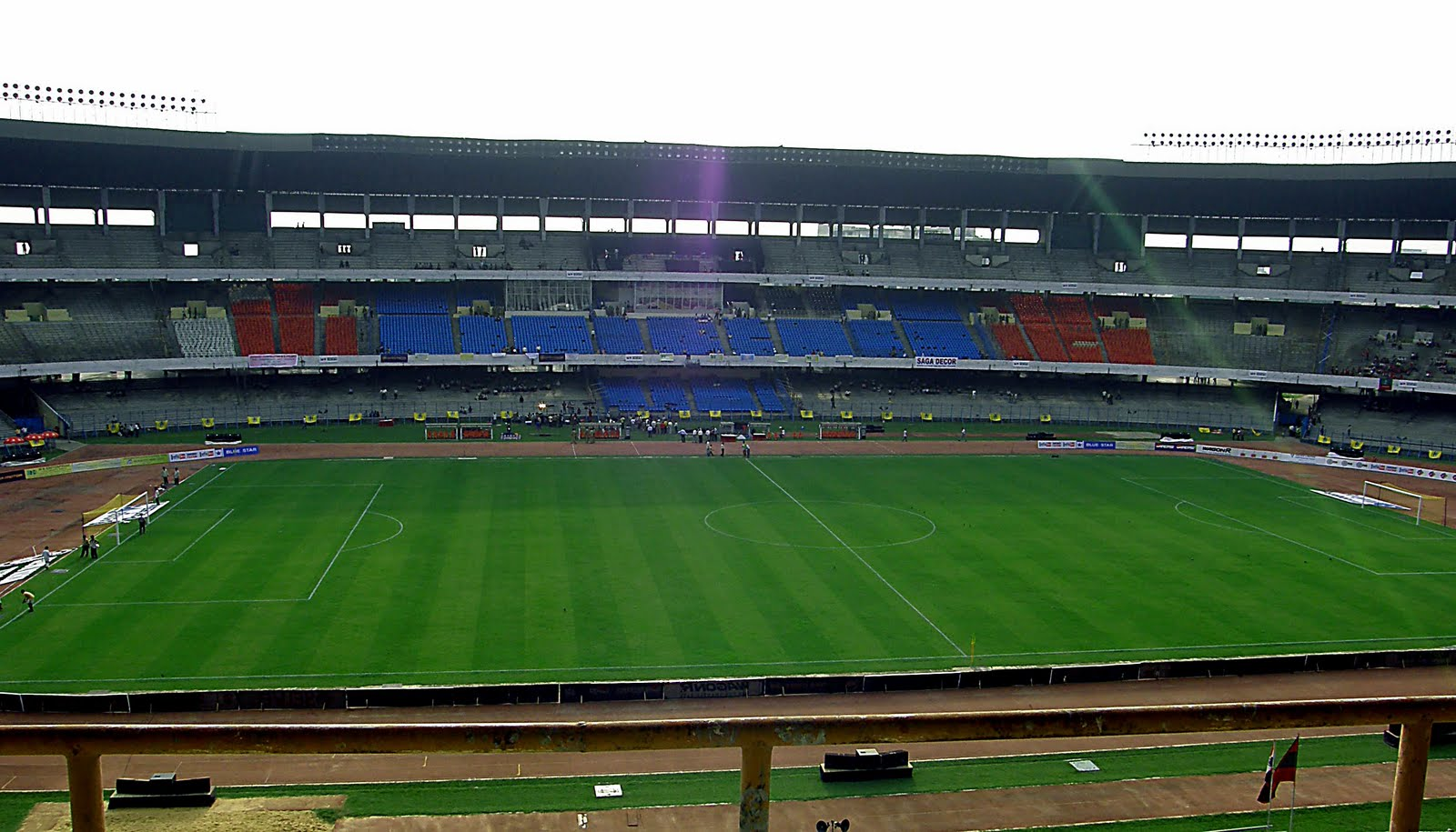 BERITA LUCU DAN ANEH 5 Stadion Terbesar Di Seluruh Dunia