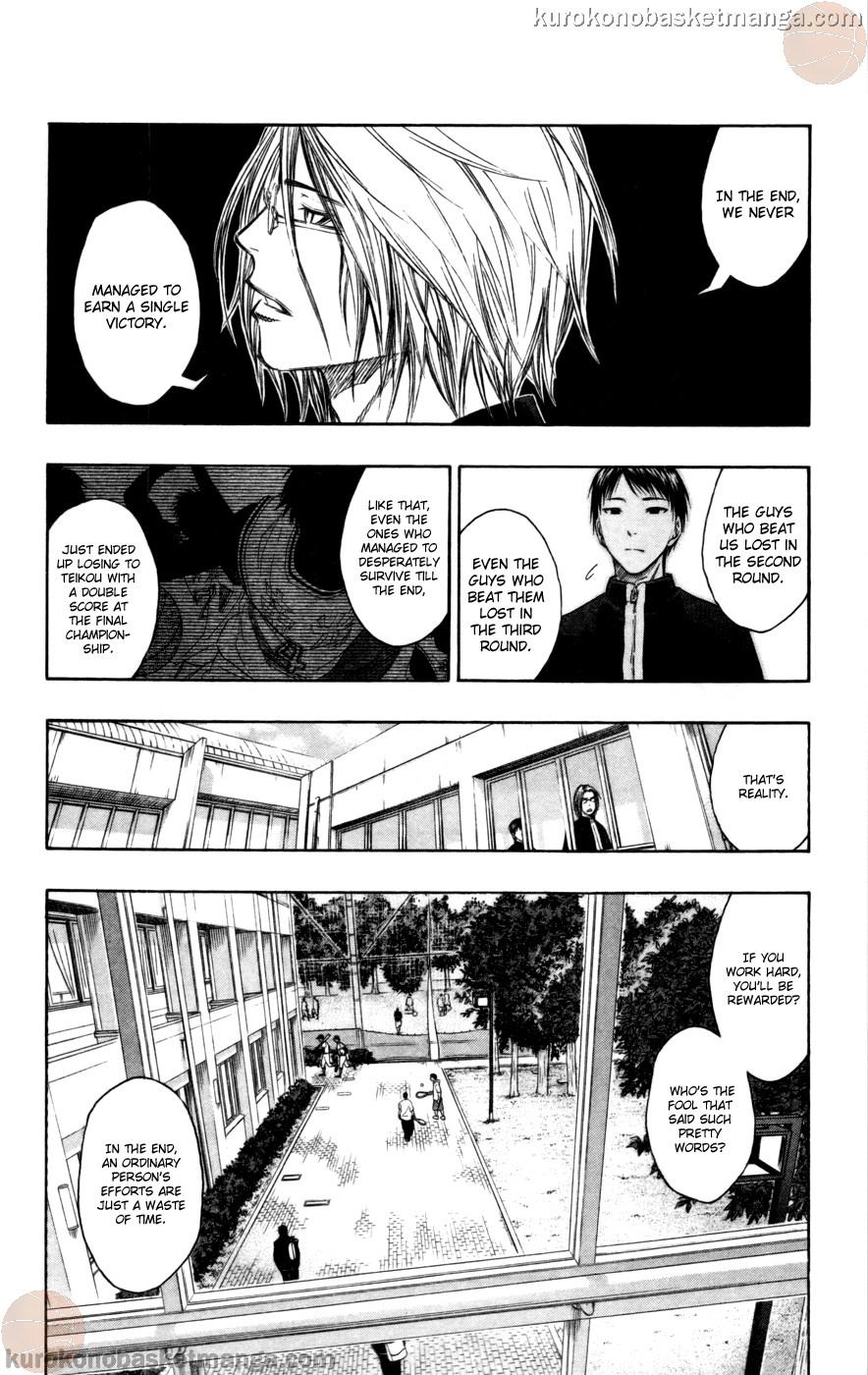 Kuroko no Basket Manga Chapter 95 - Image 10