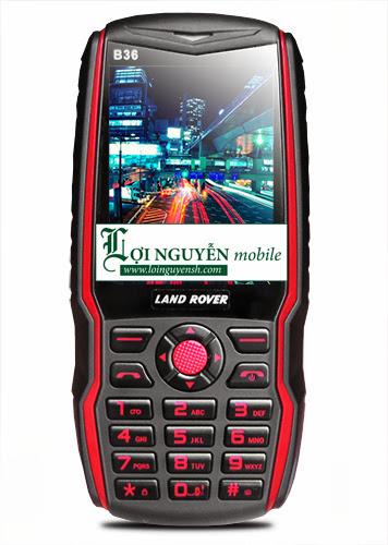 Landrover B36 Điện thoại cứu hộ tuyệt vời