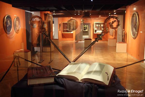 Katedra w Pelplinie - Biblia Gutenberga