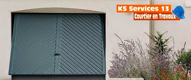ks services 13 prix fourniture et pose porte de garage basculante. Black Bedroom Furniture Sets. Home Design Ideas