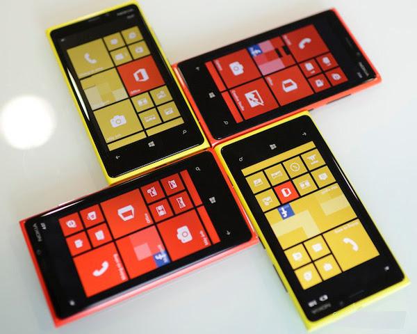 Microsoft: Windows Phone đang vững chắc ở vị trí thứ ba 2