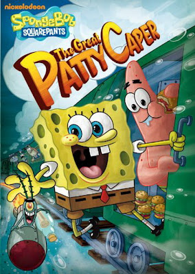 Download Spongebob Squarepants: The Great Patty Caper (2011) DVDRip