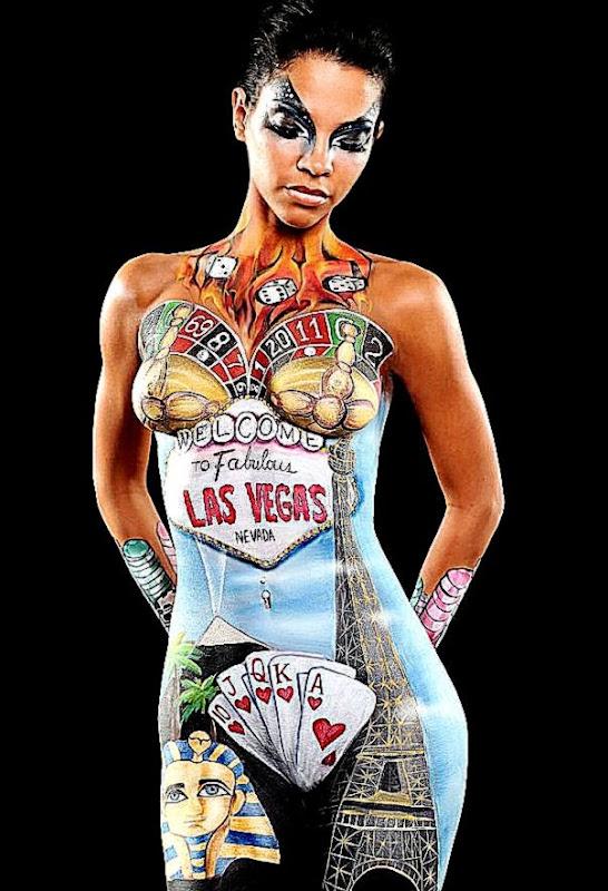 30 Incredible Body Painting Examples   ArtonBody