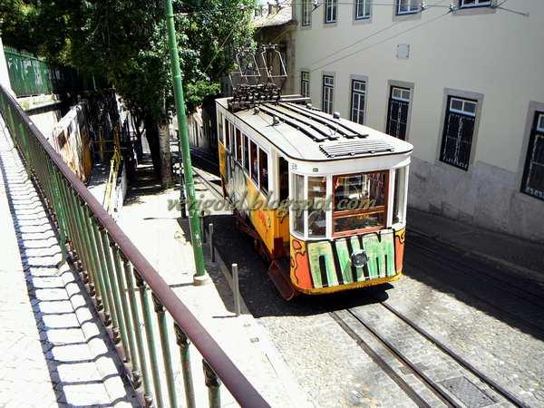 Лиссабон элевадор да Глория