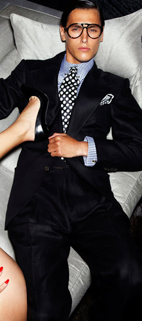 Tom Ford, lookbook primavera verano 2012