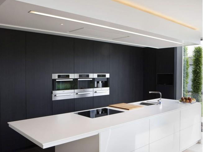 Zwarte Keuken Kopen : Science Eiland Style