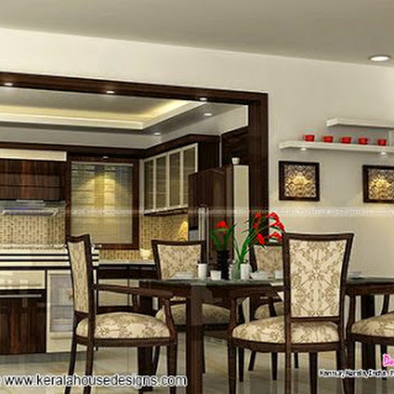 Kerala House Designs Plans Interior: Kerala Interior Design With Cost