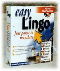 تحميل تنزيل برنامج ايزي لينجو Easy Lingo ترجمة فورية