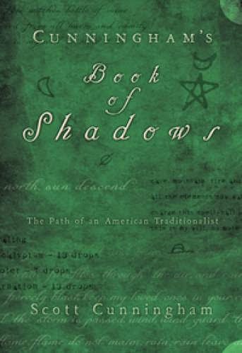 Book Review Cunningham Book Of Shadows The Path Of An American Traditionalist