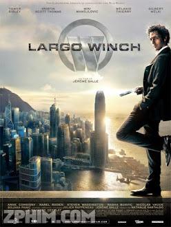 Sát Thủ Mồ Côi - Largo Winch (2008) Poster