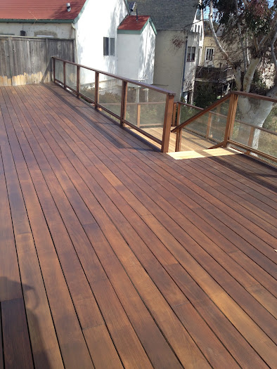 Refinishing Deck Wow This Deck Is Huge Need Help