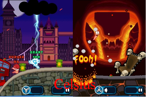 Game Worm 2012  Reloaded   Gunny offline cho điện thoại