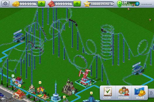 rollercoaster tycoon 4 iphone hack
