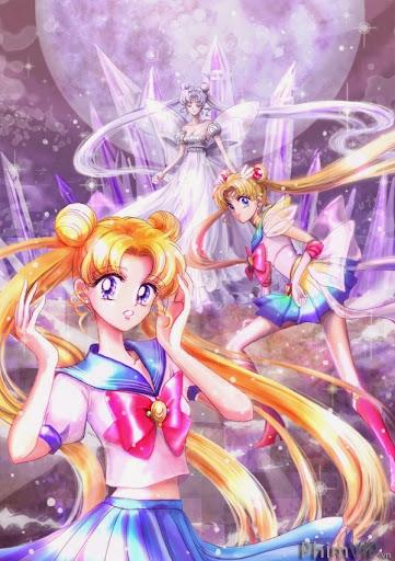 Thủy Thủ Mặt Trăng Bản Mới - Bishoujo Senshi Sailor Moon: Crystal