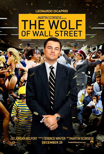 O Λύκος της Wall Street The Wolf Of Wall Street Wallpaper Poster