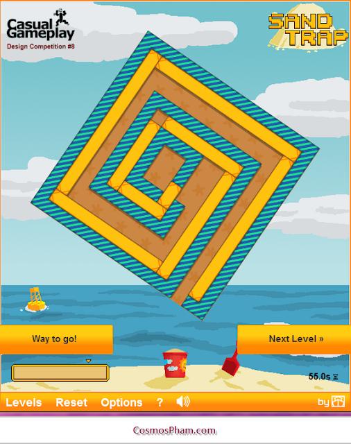 Game cái hộp cát