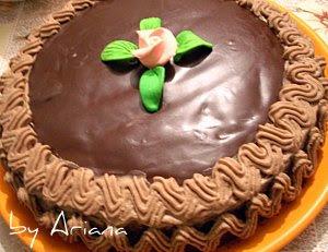 s tort de ciocolata