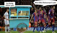 Fans Real Madrid Lebih Suka Messi daripada Ronaldo