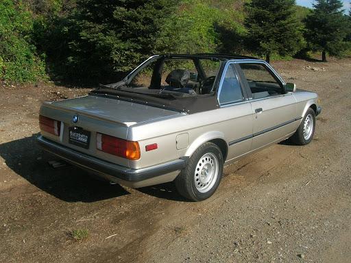 new styles 28743 cedda Rare 1984 BMW 318i Baur TC, Rust-Free E30 For Sale On Ebay ...