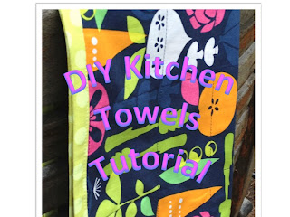 DIY Kitchen towel
