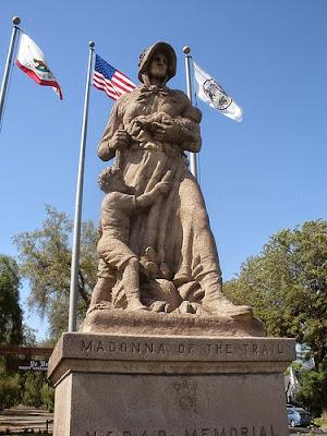 Upland, Los Angeles-Amboy